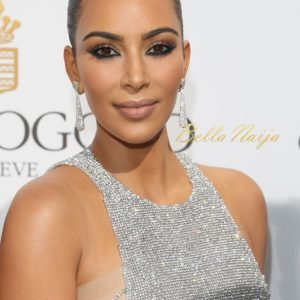 CAP D'ANTIBES, FRANCE - MAY 17:  Kim Kardashian attends the De Grisogono Party at the annual 69th Cannes Film Festival at Hotel du Cap-Eden-Roc on May 17, 2016 in Cap d'Antibes, France.  (Photo by Andreas Rentz/Getty Images)