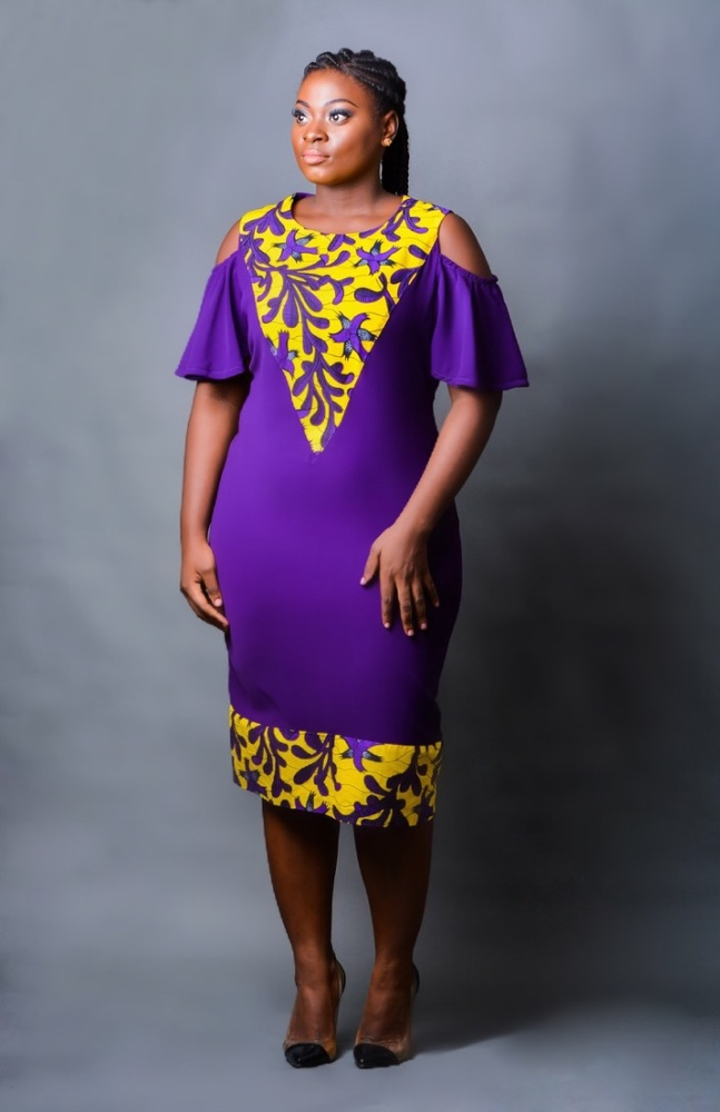 The Couture By Makioba Collection Features A Daring And Sultry Taje Prest Bellanaija