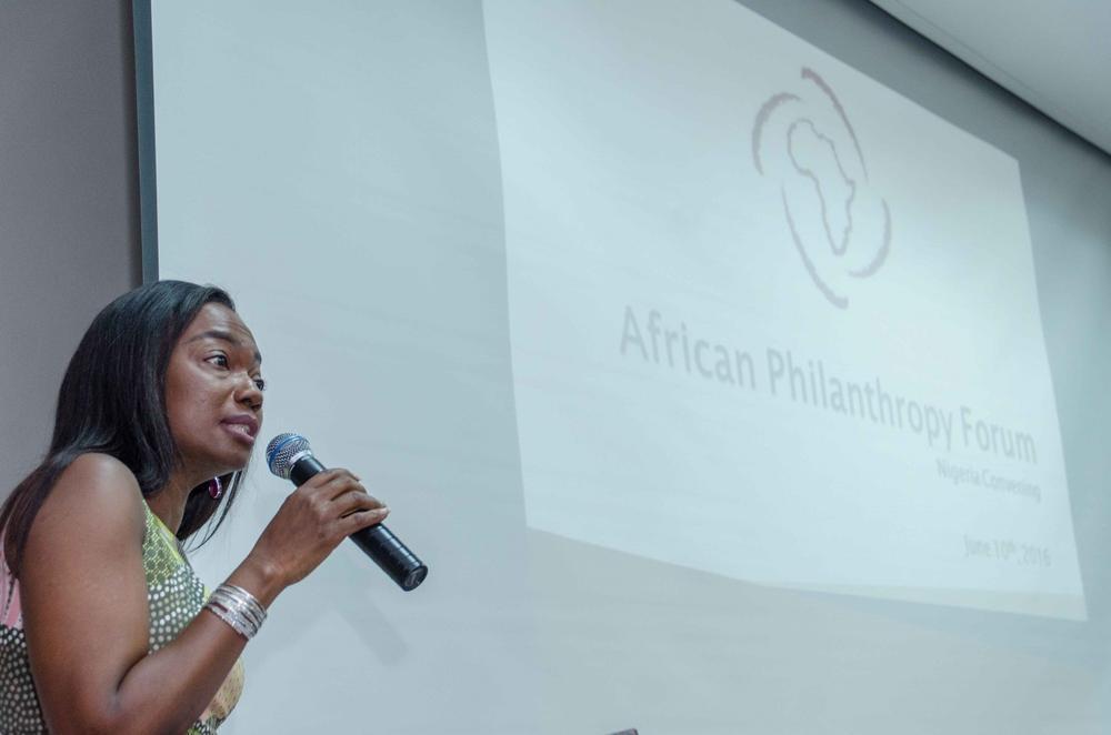 Aisha Oyebode, CEO Murtala Muhammed Foundation