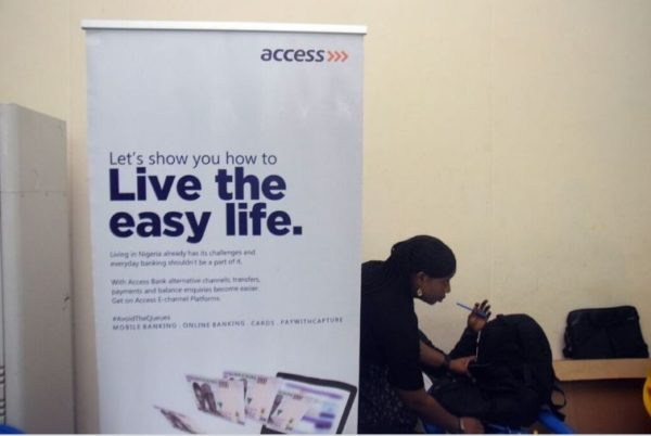 Access Bank Stand