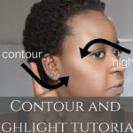 omogemura bellanaija june2016how to contour and highlight tutorial cover image_