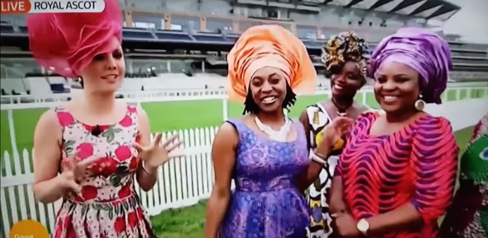 royal ascot nigerian ladies bellanaija june 2016Screen Shot 2016-06-20 at 15.41.10_