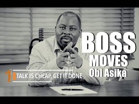 Quot Talk Is Cheap Get It Done Quot Obi Asika Shares 5 Boss
