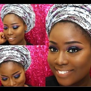 BN Beauty: Be the Prettiest Party Guest with this Ankara Gele Series by LizofSS
