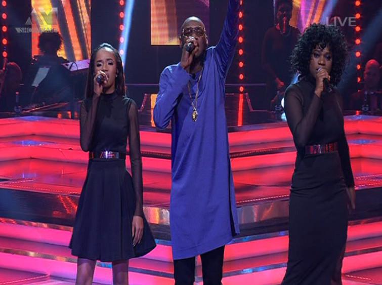 2Baba The Voice Nigeria Finale