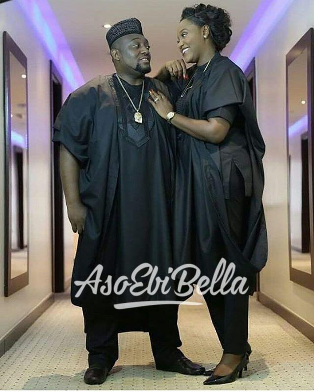@laudril & @klif_adogah_aso ebi, asoebi, asoebibella
