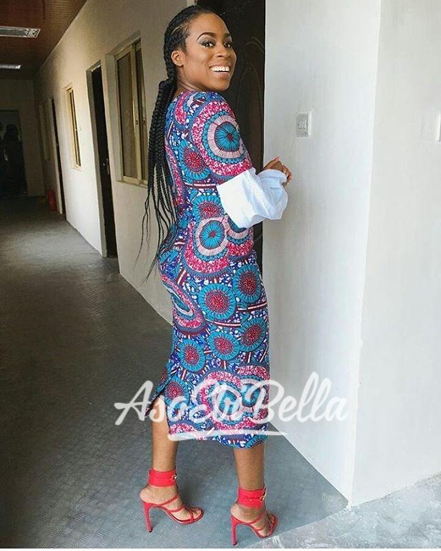 @ozinna Dress by @erilynbytope