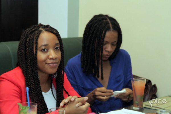 Abigail Nwohocha and Ada Umeofia