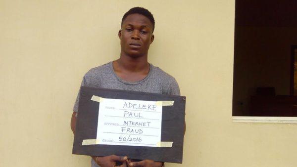 Adeleke N16m Fraud