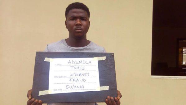 Ademola N16m Fraud