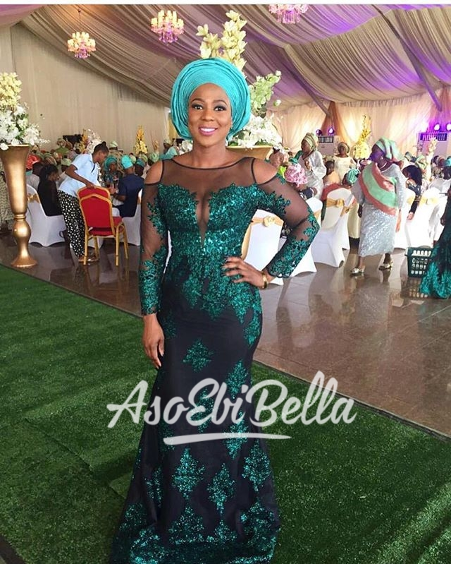 Adeyinka in @aprilbykunbi