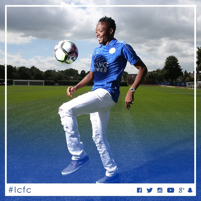 Ahmed Musa_Leicester