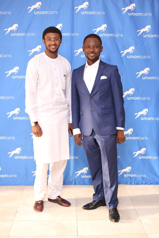 Aliyu Abubakar and Japheth Omojuwa