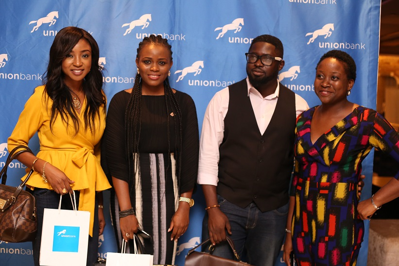 Angel Adelaja, Doris Orji, Andy Madaki and Chioma Chuka