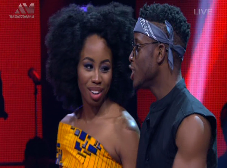 Arese Chike The Voice Nigeria