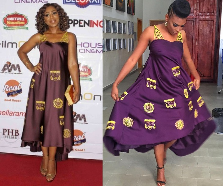 BN Pick Your Fave - Dakore Akande & Cynthia Kamalu in Osuare - BN Style - BN 01