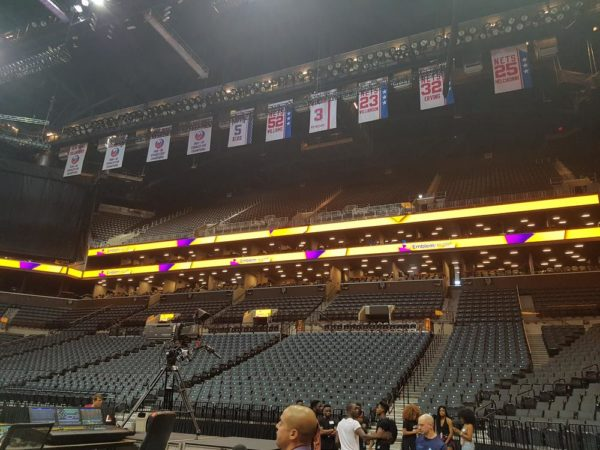 Barclay's center is also the home of the NETS Basketball Team