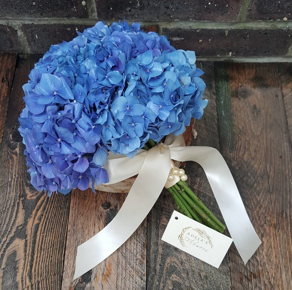 Blue Hydrangeas_AdelasHaven_BN Weddings_2016