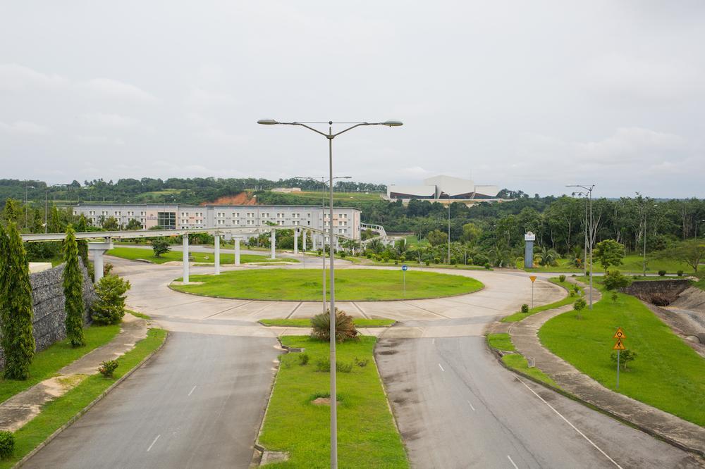 Calabar and Lagos