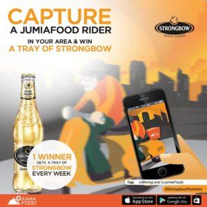 Capture the rider