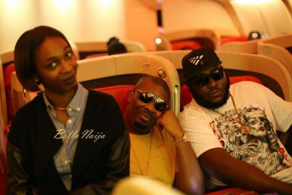 Hauwa Mukan, Don Jazzy & Big N