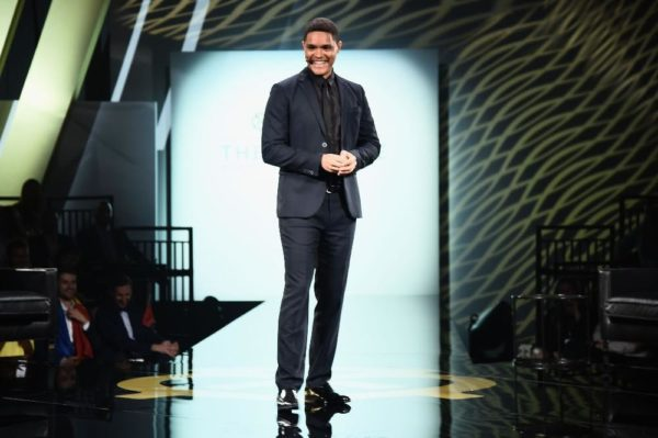 'The Venture' Host - Trevor Noah