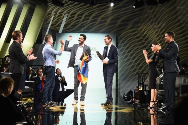 Conceptos Plasticos (Columbia) - standout winner of Chivas 'The Venture' 2016