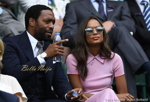 Chiwetel Ejiofor and Frances Aaternir (2)