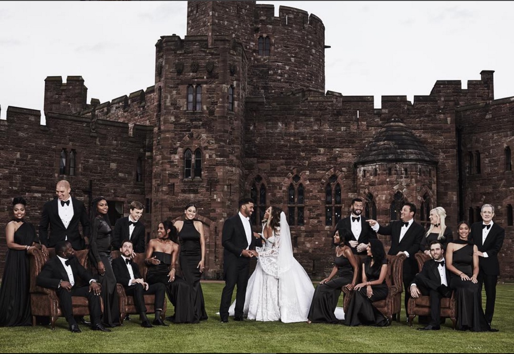 Ciara and Russell Wilson UK Wedding_1