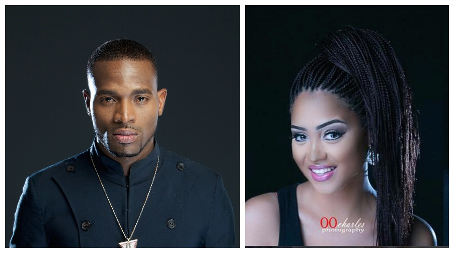 Image result for d'banj and wife