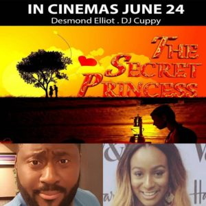 Desmond Elliot - The Secret Princess