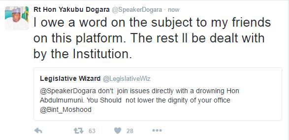 Dogara Tweets3