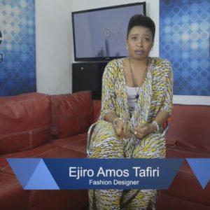 Ejiro Amos Tafiri