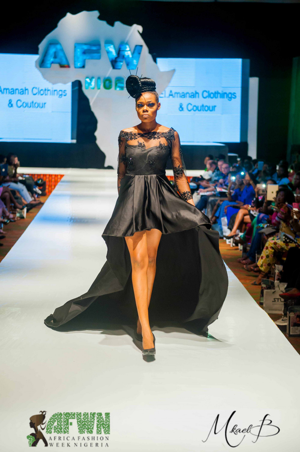 2016 Africa Fashion Week Nigeria El Amanah Clothings Bellanaija