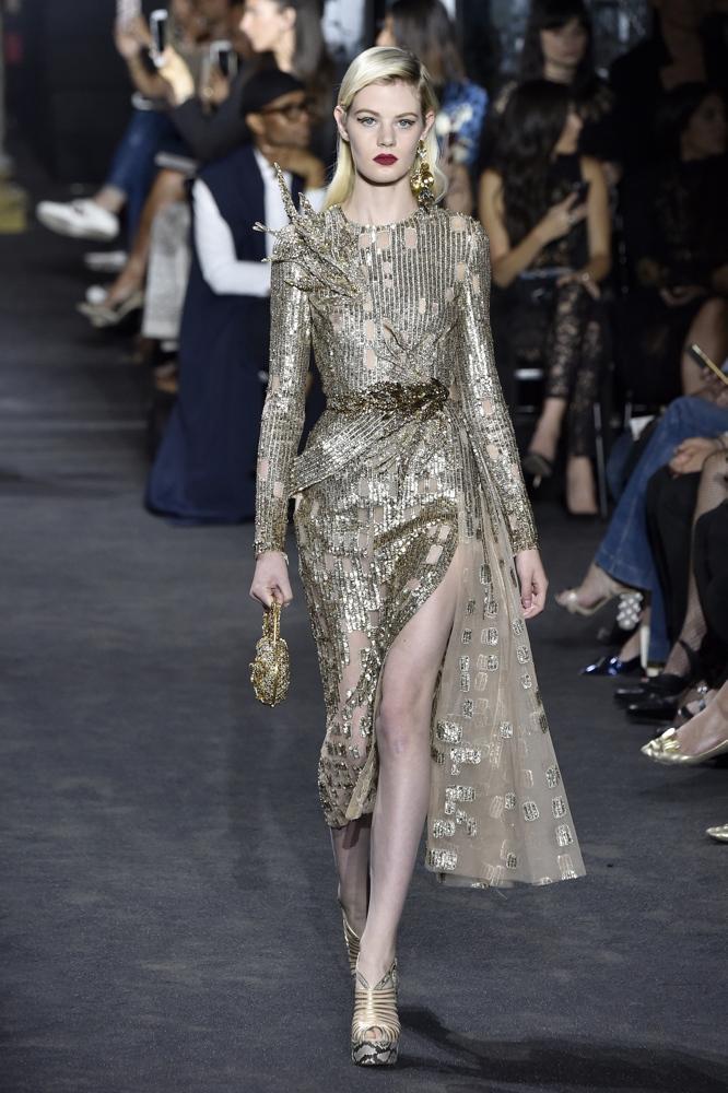 Bn bridal elie saab at paris fashion week haute couture for Fashion couture 2016
