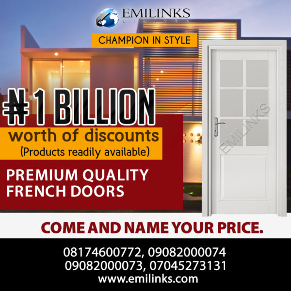 Emilinks French Door
