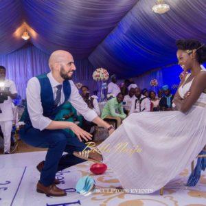 Esther_ Kyrillos_Romantic Wedding Entrance_BN Weddings_Abuja Wedding_2016 7