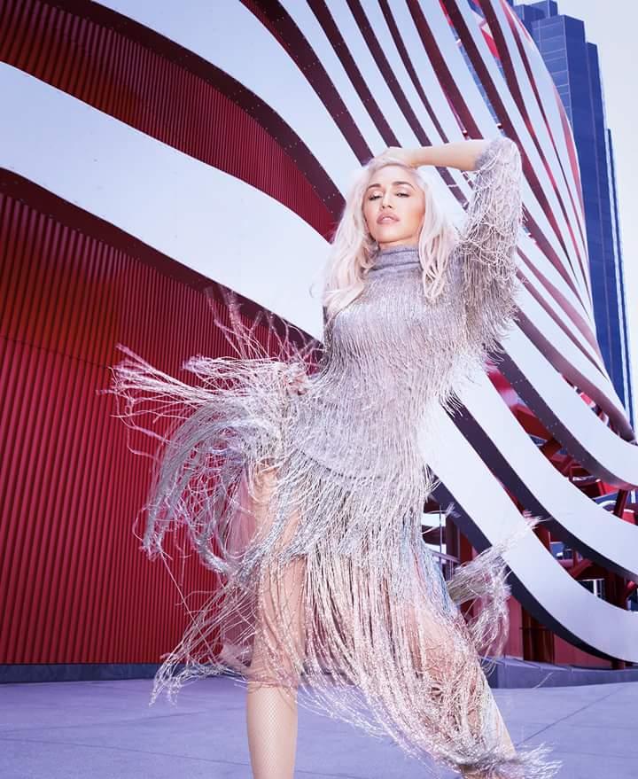 Gwen Stefani Harper's Bazaar Bellanaija August 2016