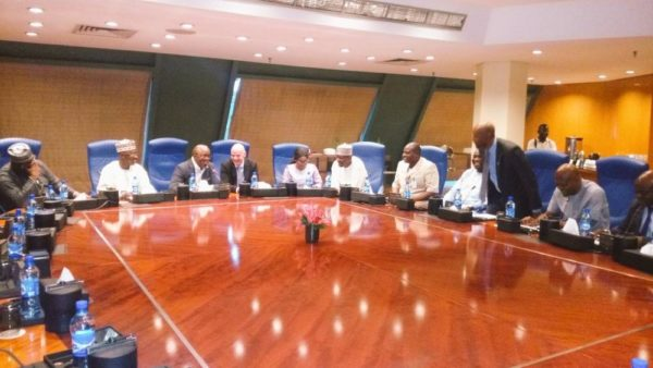 FIFA President and Gen Sec Visit Nigeria2