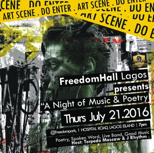 FREEDOMHALL LAGOS JULY SHOW
