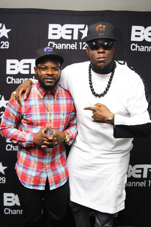 Falz and Shoddy