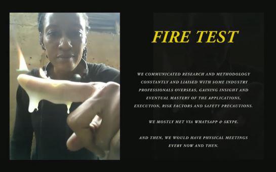 Fire Test