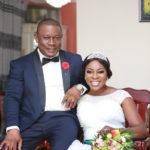 Foursquare Gospel Church General Overseer Rev. Felix Meduoye daughter wedding_IMG_0393
