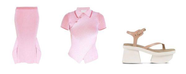 Frances Aaternir Outfit