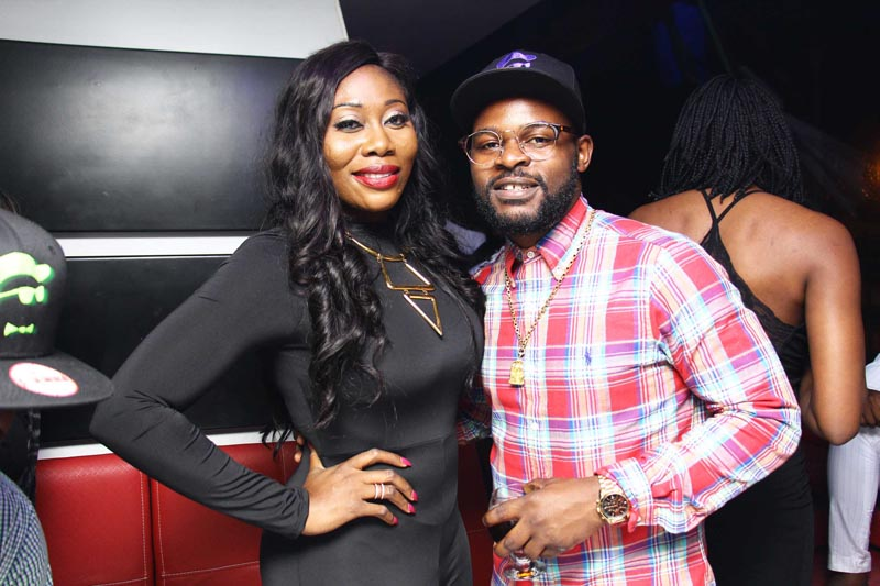 Gbemi and Falz