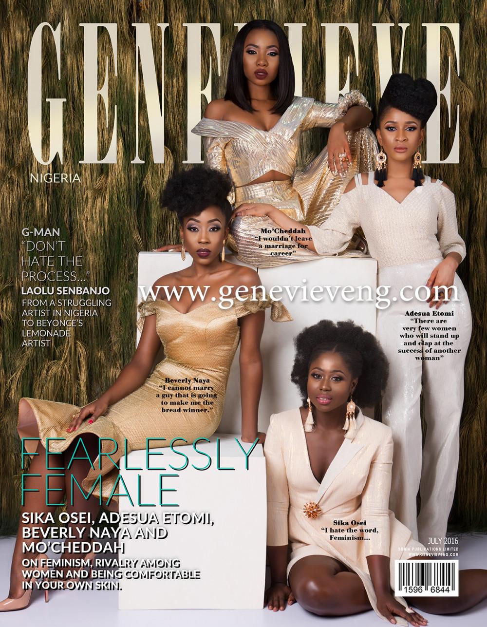 Genevieve Magazine - BN Style - 01