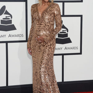 LOS ANGELES, CA - JANUARY 26:  Singer Ciara Harris attends the 56th GRAMMY Awards at Staples Center on January 26, 2014 in Los Angeles, California.  (Photo by Jason Merritt/Getty Images)