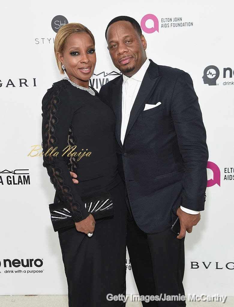 Who is mary j blige married to