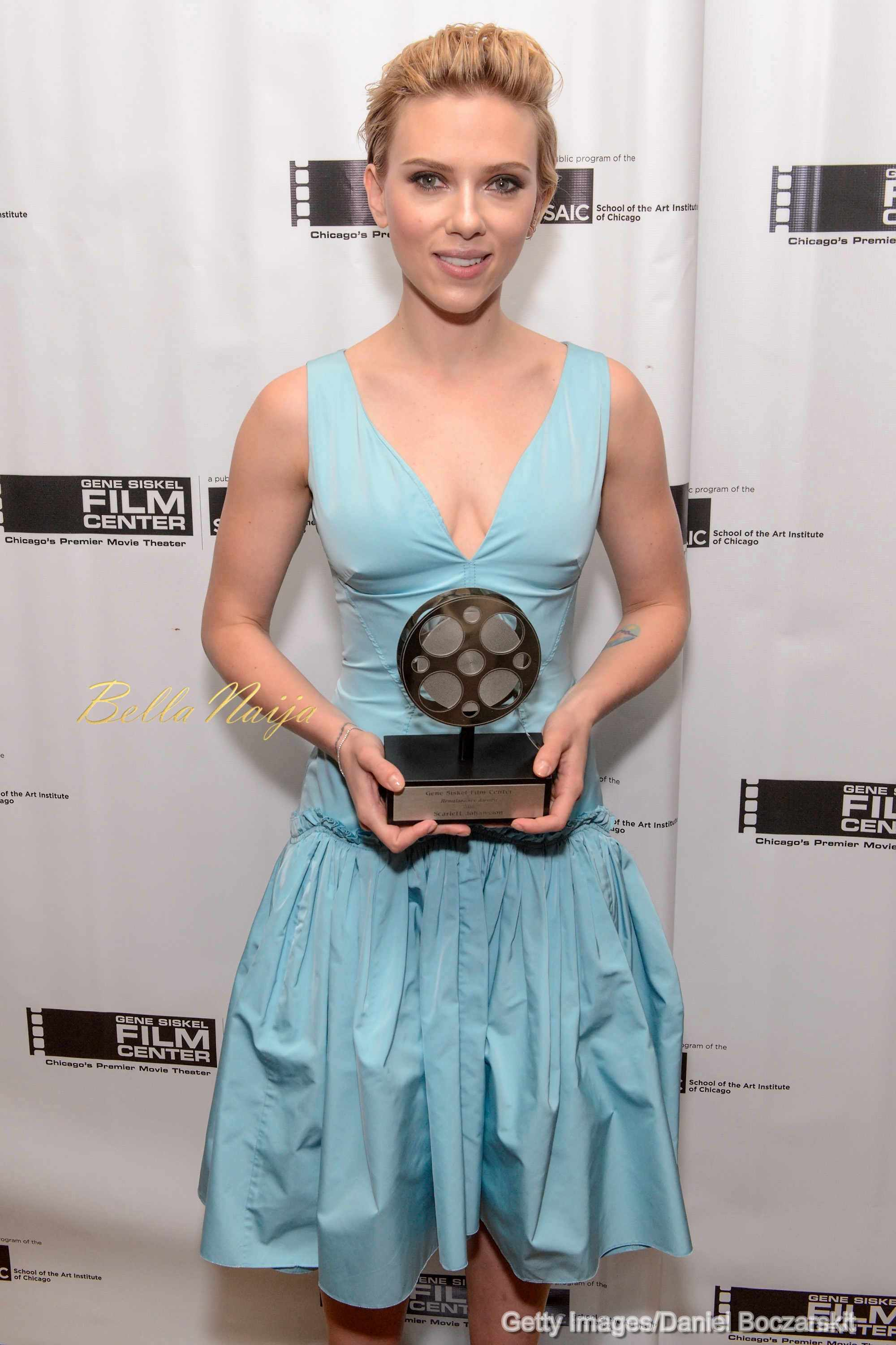31-year old Actress, Scarlett Johansson is the Youngest & Only Woman ...