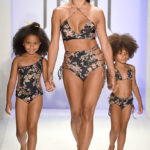 MIAMI BEACH, FL - JULY 15:  Models walk the runway at Hot-As-Hell 2017 Collection during SwimMiami at W South Beach on July 13, 2016 in Miami Beach, Florida.  (Photo by Frazer Harrison/Getty Images for Hot-As-Hell)